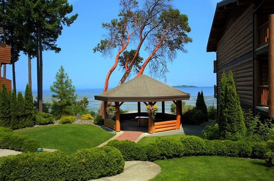 Tigh-Na-Mara Resort: Gazebo