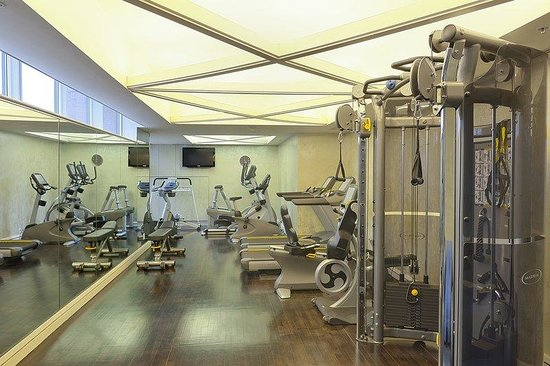 Windsor Arms Hotel: Gym