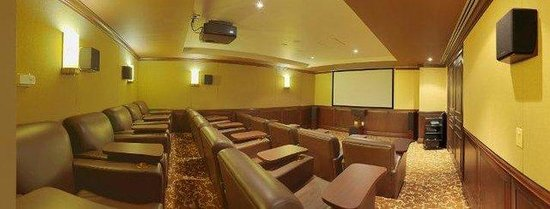 Windsor Arms Hotel: Screening Room