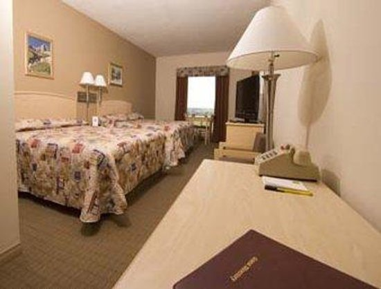 Lone Star Hotel: Guest Room