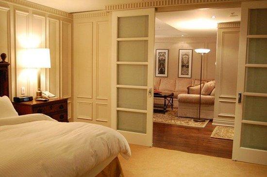 Windsor Arms Hotel: Windsor Suite Bedroom