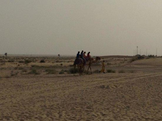 Bab Al Shams Desert Resort & Spa: g