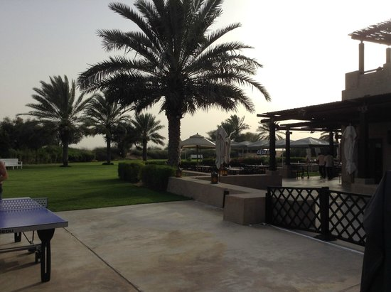 Bab Al Shams Desert Resort & Spa: w