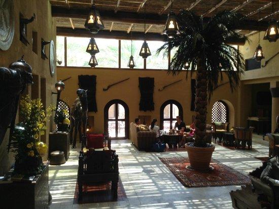 Bab Al Shams Desert Resort & Spa: l