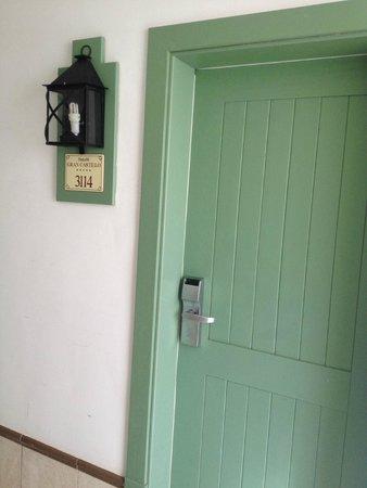 Gran Castillo Tagoro Family & Fun: Room door