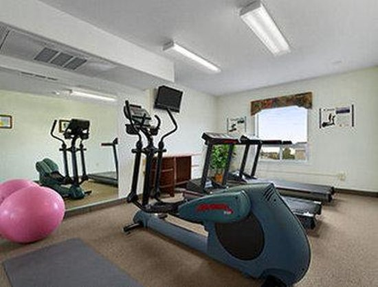 Super 8 Yellowknife: Fitness Room