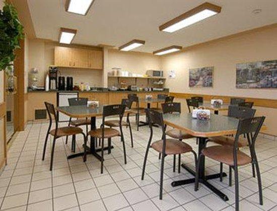 Super 8 Moose Jaw SK: Breakfast Area