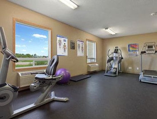 Super 8 Prince Albert : Fitness Centre