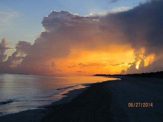 Blau Varadero Hotel Cuba: Nice sunrise