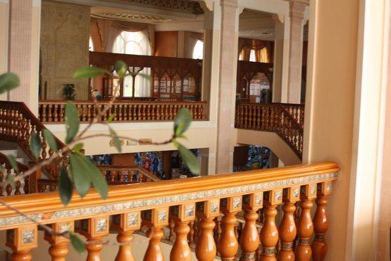 Mahdia Palace Thalasso: Central hall