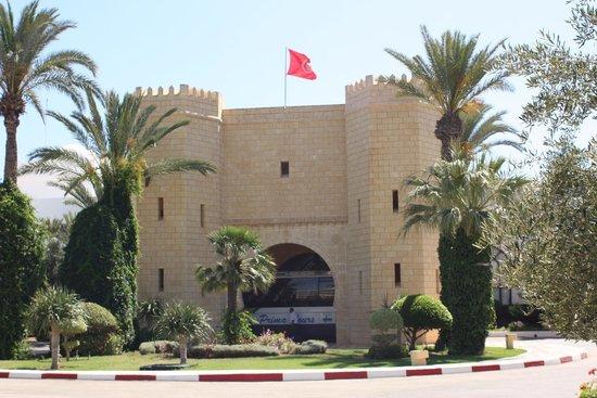 Mahdia Palace Thalasso: Hotel main entrance