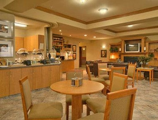 Canalta Rimbey: Breakfast Area