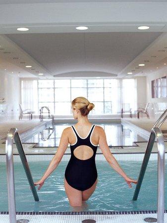 SoHo Metropolitan: Indoor Pool and Health Club