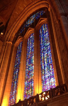 Liverpool Cathedral: Liverpool Anglican Cathedral