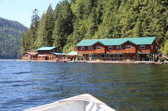 Great Bear Lodge: The beautiful new lodge