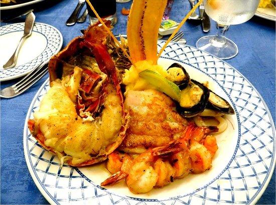 Barcelo Bavaro Palace: just dinner...