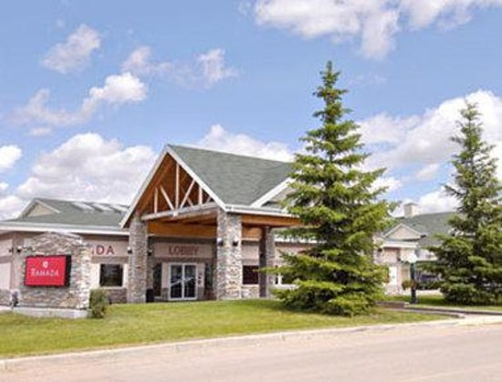 Ramada Stony Plain Hotel & Suites: Welcome to the Ramada Stony Plain Hotel and Suites
