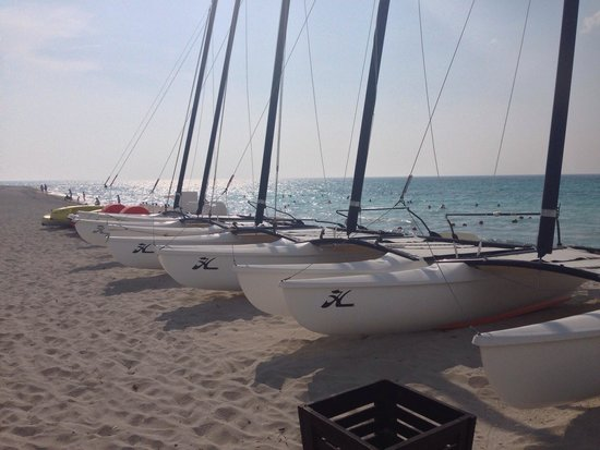 Ocean Varadero El Patriarca: So many activities to do