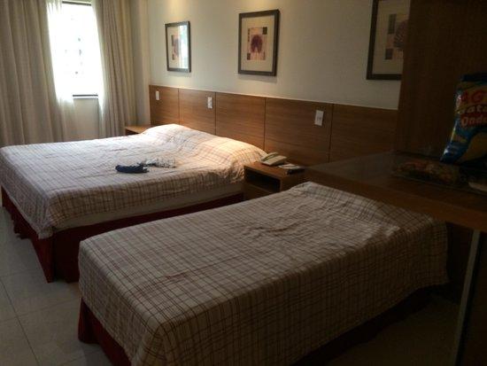 Hotel Granada: Camas