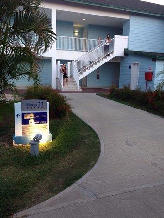 Ocean Varadero El Patriarca: Our villa! Block 32!
