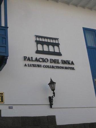 Palacio del Inka, a Luxury Collection Hotel: Welcome to Palacio del Inka