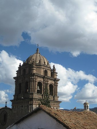 Palacio del Inka, A Luxury Collection Hotel, Cusco: View from Suite