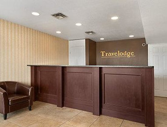 Kamloops Travelodge Mountview: Lobby