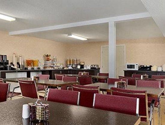 Kamloops Travelodge Mountview: Breakfast Area