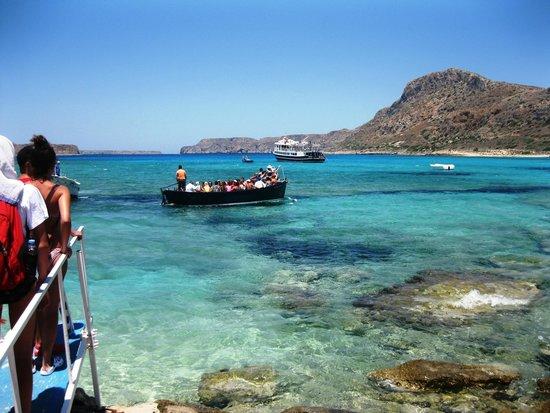 Cretan Daily Cruises - Gramvousa Balos : Laguna di Balos