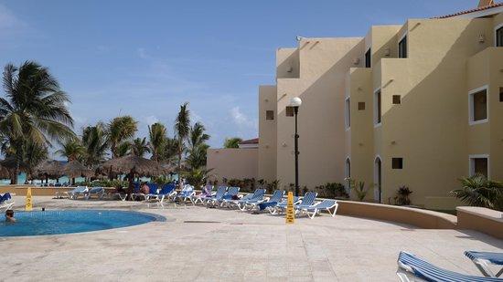 Viva Wyndham Maya: Ocean View rooms, close to pool