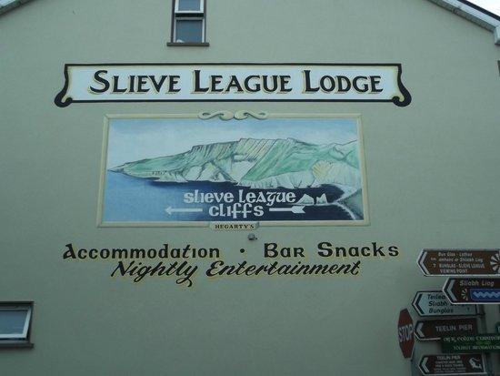 Slieve League Lodge