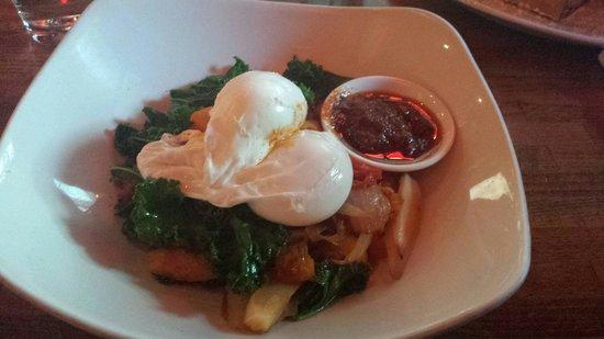 Elements : Healthy Sweet Potato Hash