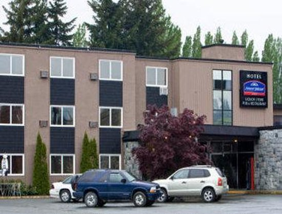 Howard Johnson Hotel Port Alberni: Welcome to the Howard Johnson Port Alberni