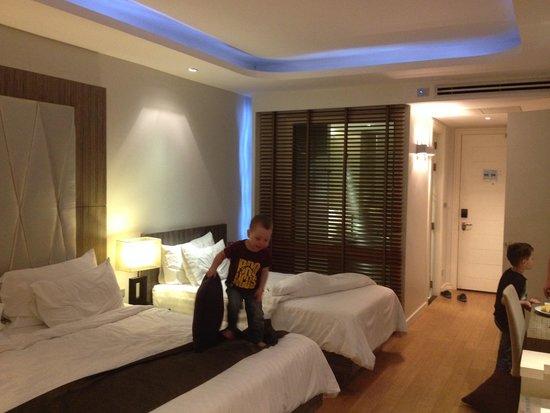 Wyndham Sea Pearl Resort Phuket: The 2nd bedroom