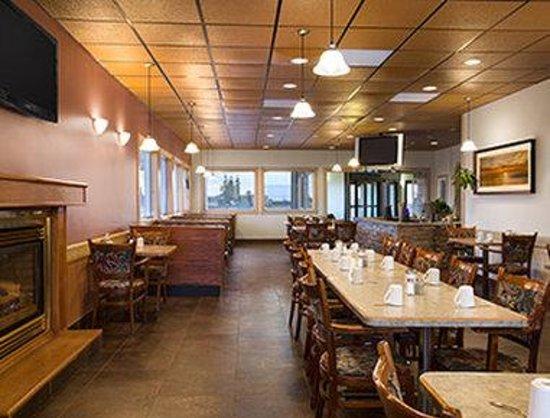 Days Inn High Level : Restaurant