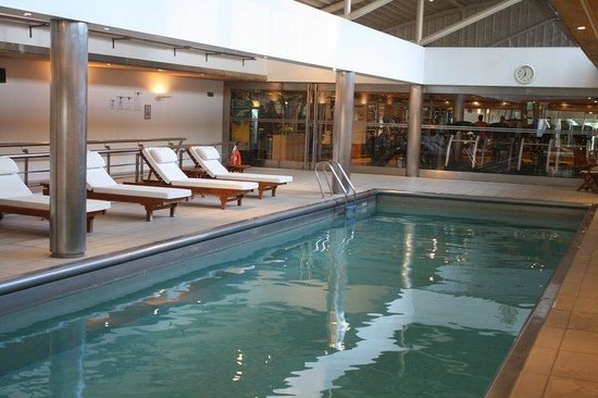 InterContinental Hotel Buenos Aires : Swimming Pool