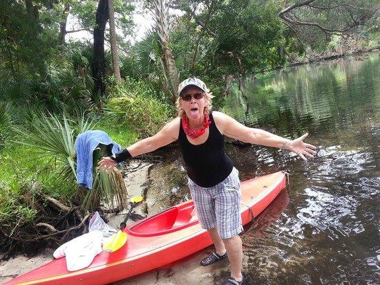 Chassahowitzka River Lodge : CHEESE