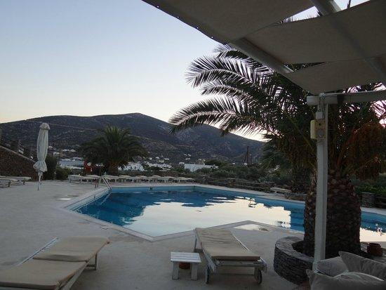 Alexandros Hotel: piscine