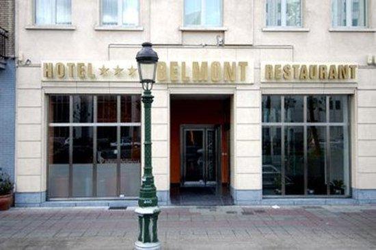 Hotel Belmont: Facade