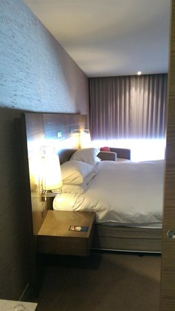 Pan Pacific Melbourne: Room