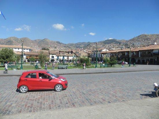 Plaza de Armas (Huacaypata) : Plaza de Armas Cusco