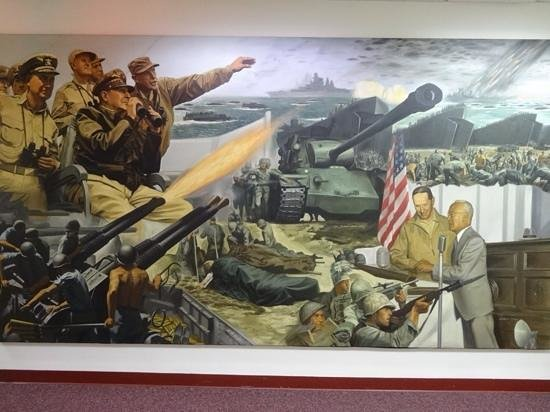 MacArthur Memorial : a man who did it all