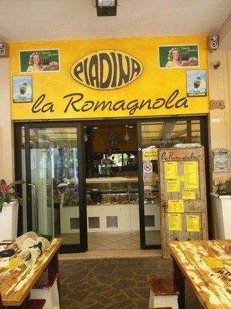 Piadineria La Romagnola