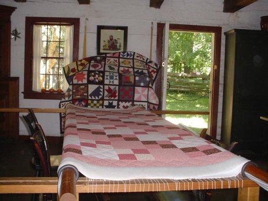 Upper Canada Village: quilt