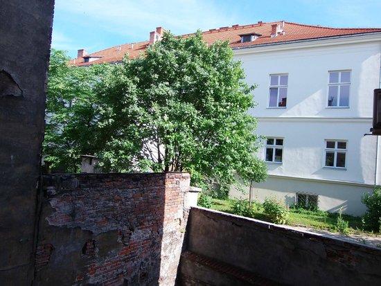 Siesta Aparthotel : Vistas desde el apartamento