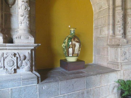 Museo de sitio del Qoricancha: Qorikancha