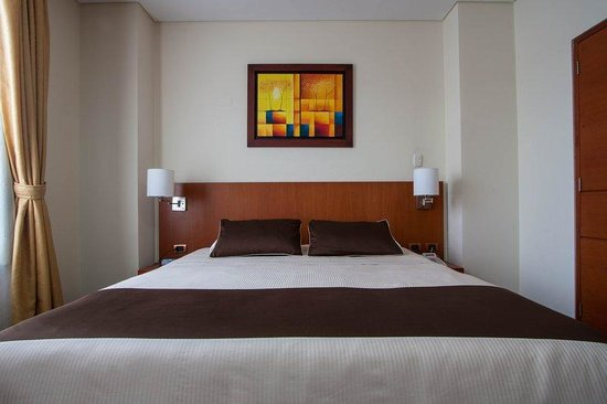 Hotel Andes Plaza: Suite