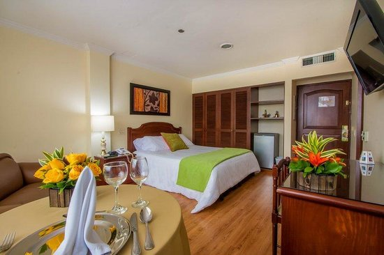 Hotel Andes Plaza: Superior Room (Simple)