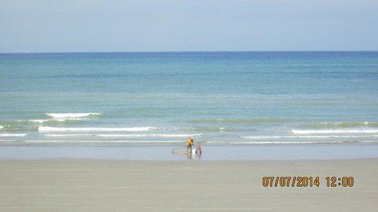 Ara Dune Hotel : De Panne Beach.