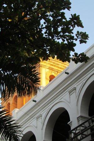 Templo de Santo Domingo : Desde el convento